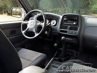 АвтоКаталог.  Nissan Pick-Up…